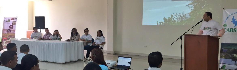 Primer Encuentro Regional de Jóvenes de Ambiente