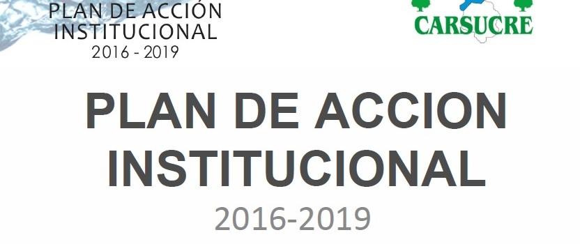 plan de acción 2016-2019